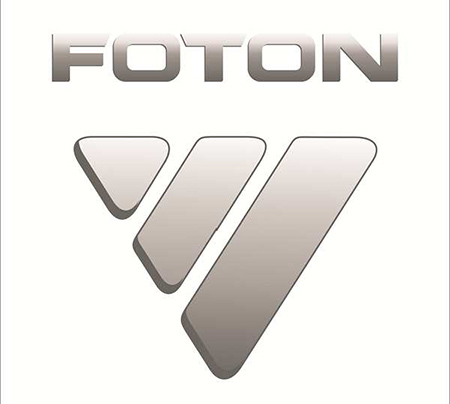 Эмблема автомобиля Foton