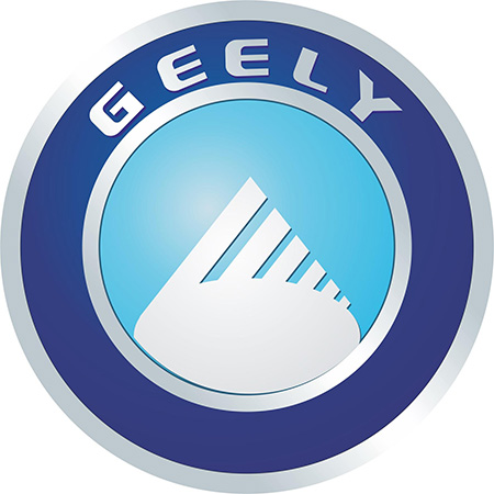 Эмблема автомобиля Geely