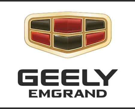 Эмблема автомобиля Geely Emgrand