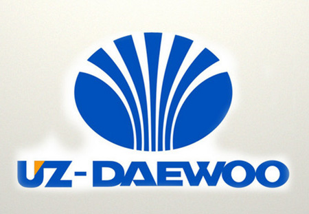 Эмблема автомобиля Uz Daewoo