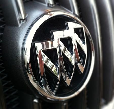 Шильдик Buick