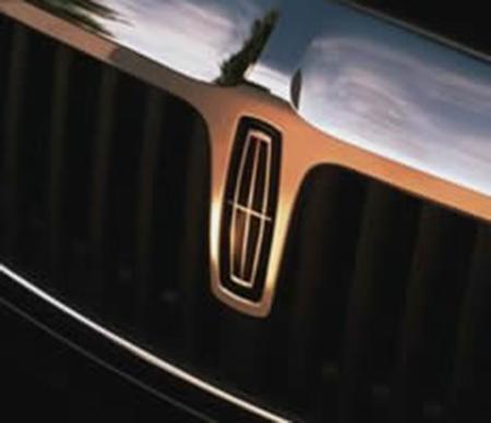 Эмблема авто Lincoln