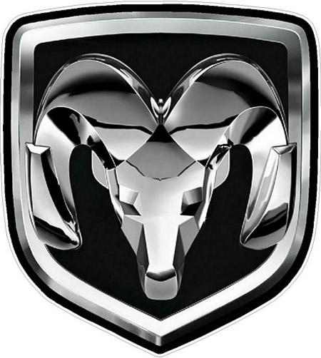 Эмблема автомобилей RAM