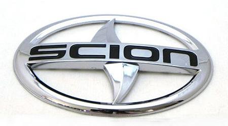 Эмблема авто Scion