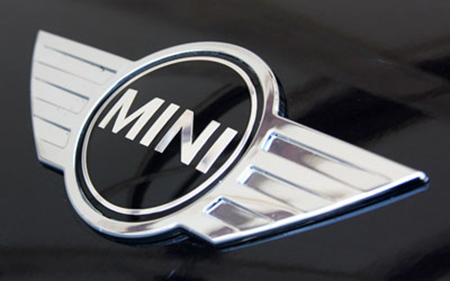 Эмблема автомобилей MINI