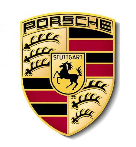 Эмблема автомобилей Porsche