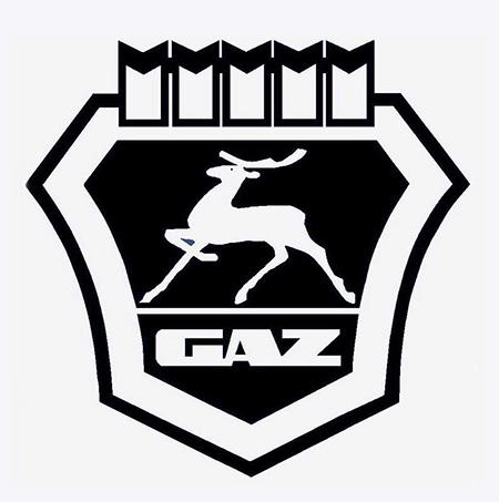 Эмблема автомобилей ГАЗ