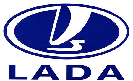 Эмблема автомобилей Лада