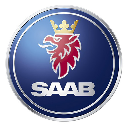 Эмблема автомобилей SAAB