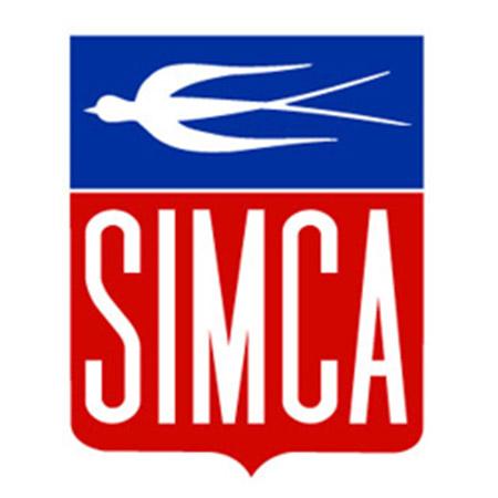 Эмблема автомобилей Simca