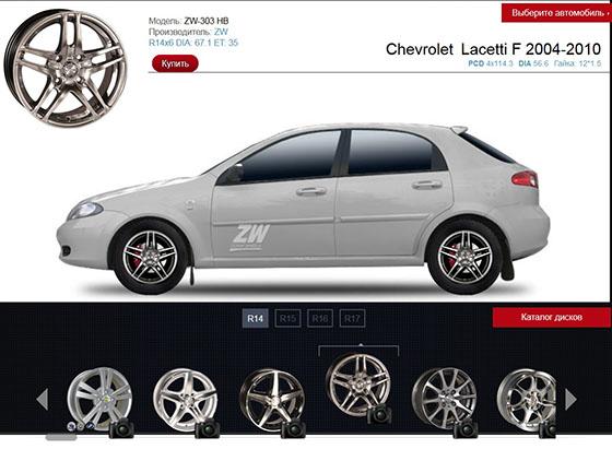 реальные изображения литых дисков и автомобилей
