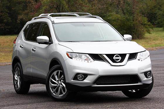 Nissan X-Trail 2015 фото