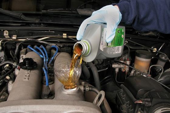 нужна ли промывка двигателя при замене масла
