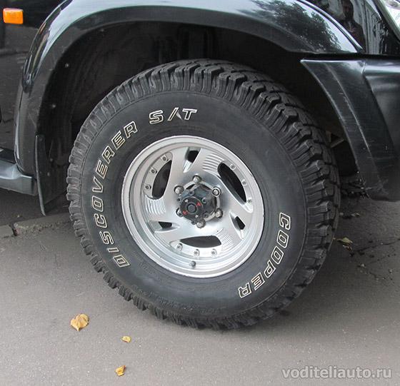 как подобрать шины для своего автомобиля