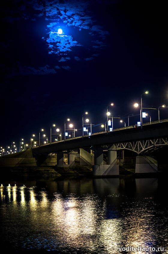мост в Гомеле