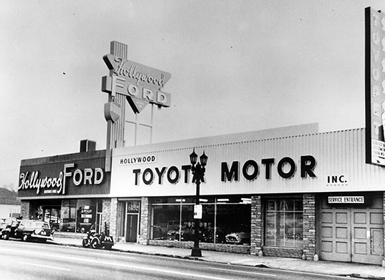 история компании Тойота кратко