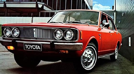 популярный автомобиль Тойота Королла