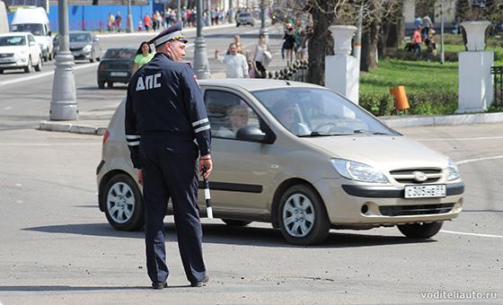 нарушение правил проезда пешеходных переходов