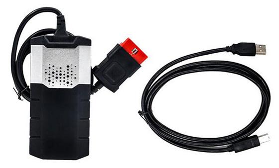 Сканер AUTOCOM  (DELPHI) CDP+ для самостоятельной диагностики автомобилей любой марки