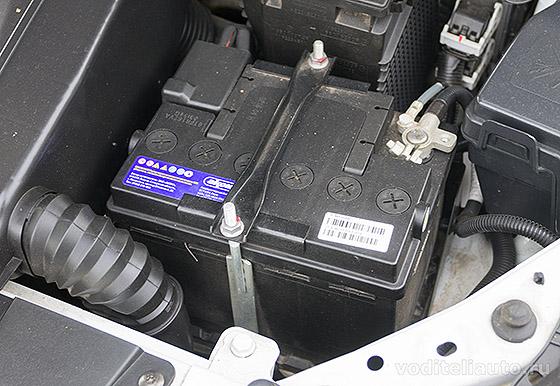 выбор аккумулятора по марке автомобиля