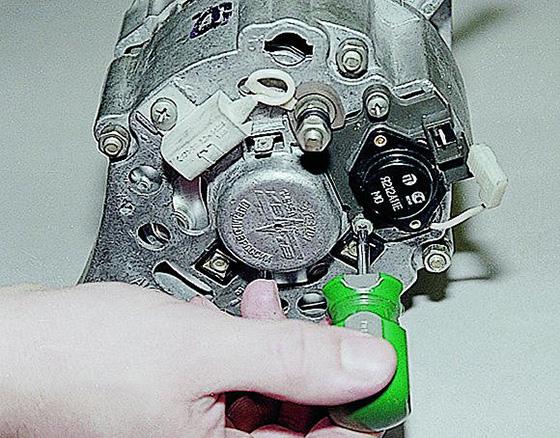 как проверить реле-регулятор на генераторе