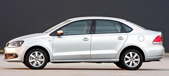 фото автомобиля Фольксваген Поло с кузовом седан