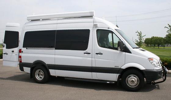 автобус для путешествий семьей