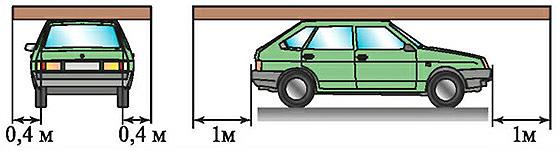 разрешенные габариты груза для перевозки автотранспортом