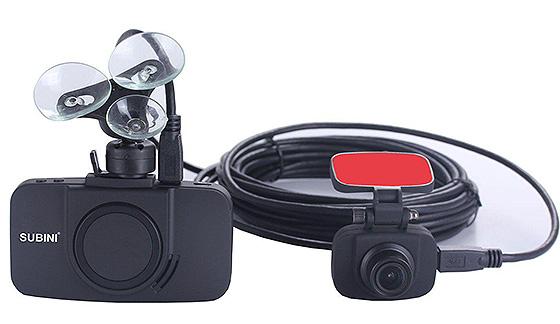 видеорегистратор с выносными камерами для автомобиля