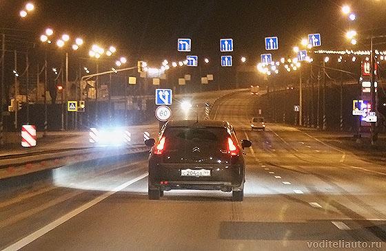 влияние корректора фар на безопасность движения автомобилей