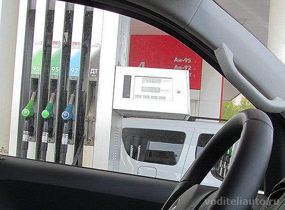 цены на бензин и солярку в 2018 году
