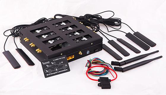 комплект оборудования для подключения Вай-Фай