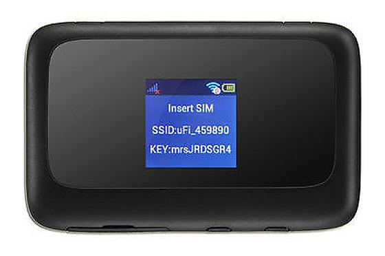 WiFi в машину через 3G/4G роутер ZTE MF910