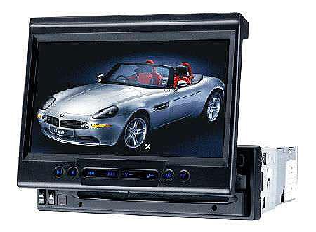 маленький телевизор в машину