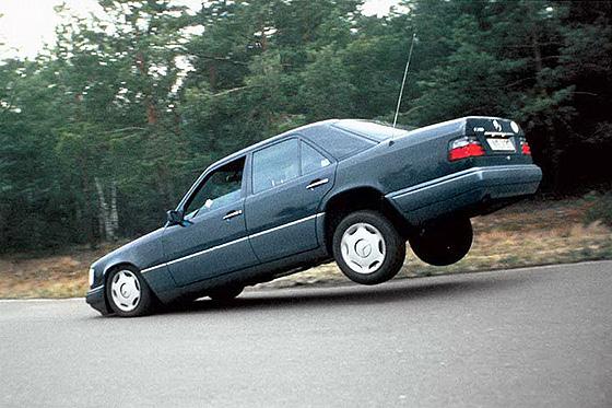 управляемость автомобиля с увеличенным клиренсом