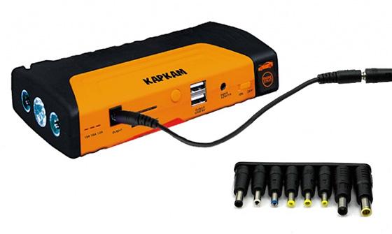 портативное пуско-зарядное устройство для авто