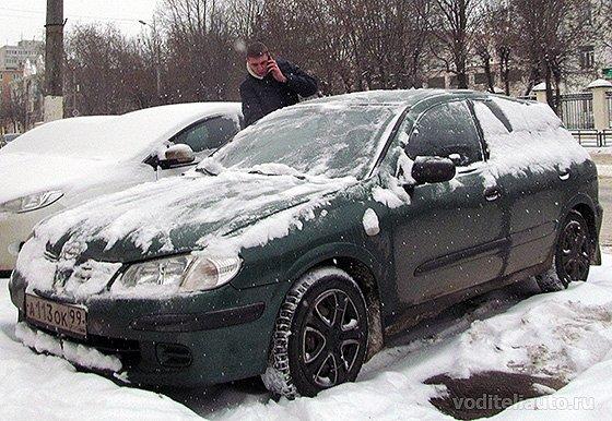 до какой температуры нужно прогревать двигатель зимой