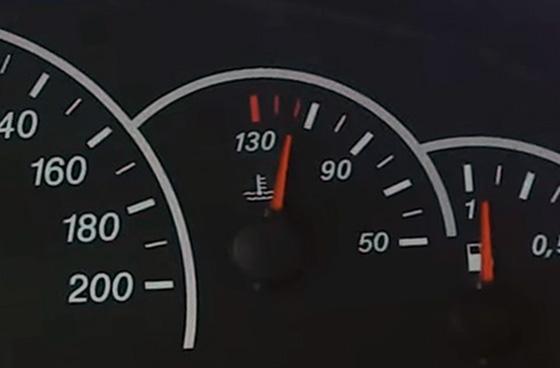 какая нормальная температура двигателя автомобиля