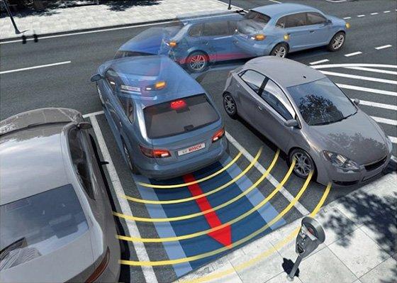 интеллектуальная парковочная система для автомобилей