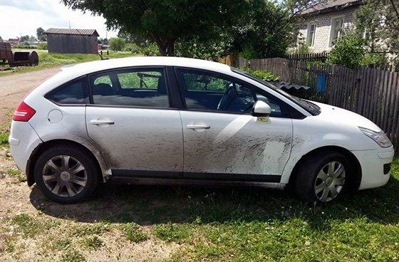 чем отмыть гудрон с автомобиля, не повредив краску