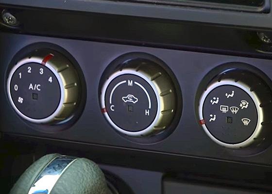 как пользоваться кондиционером в автомобиле