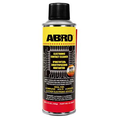 очиститель контактов от окисления Abro EC-533