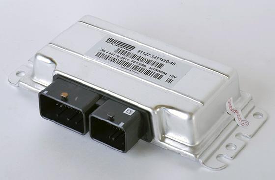 Контроллер системы управления двигателем ЭБУ ВАЗ
