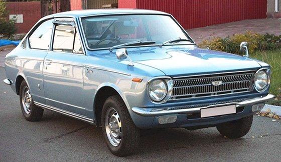 Тойота Королла первого поколения