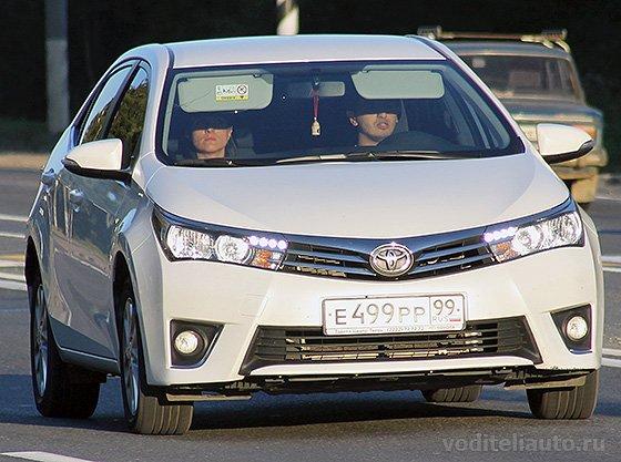 Тойота Королла - самая популярная и продаваемая машина в мире