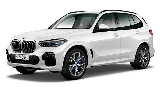 Новый кроссовер BMW X5