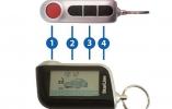 Инструкция по эксплуатации и настройке сигнализации Старлайн А93