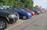 Как правильно парковаться?