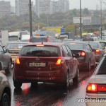 Повышенные штрафы для водителей в обеих российских столицах могут отменить