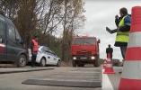 Как считается нагрузка на ось грузового автомобиля и какие штрафы предусмотрены за перегруз